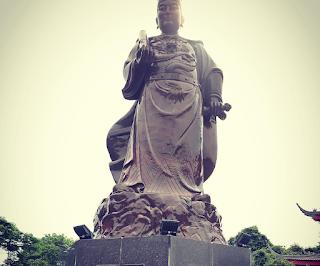 Patung Laksamana Zheng He