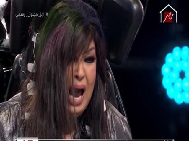 صراخ وتوسلات فيفي عبده في برنامج رامز مجنون رسمي