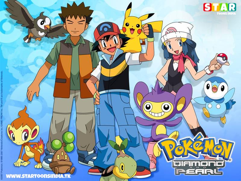 Pokemon diamond and pearl episodes in hindi free download
