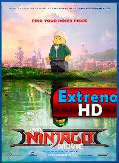 LEGO Ninjago La Película (2017)   DVDRip Latino HD GDrive 1 Link