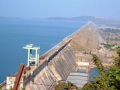 What is the World's largest dam?