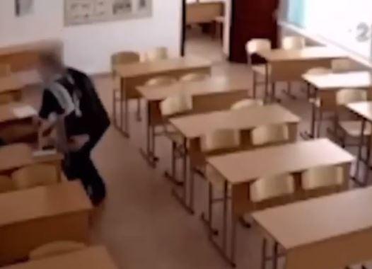 Инцидент произошёл в одной из школ Кушнаренковского района.