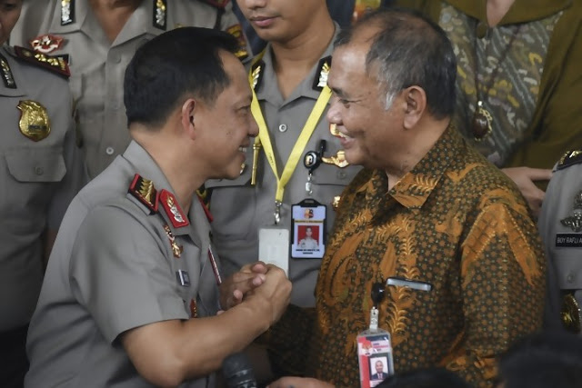 ILUNI UI Badan Hukum: KPK Layak Dibubarkan dan Tito Layak Diadili