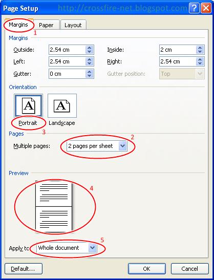 Cara Print File di Excel Agar Tidak Terpotong Dan Sesuai... - Gividia