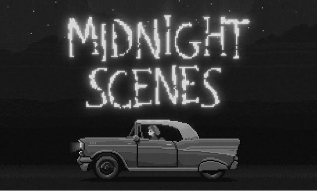 Midnight Scenes, Ternyata Game Pixel Art  Juga Bisa Dibuat Horror!