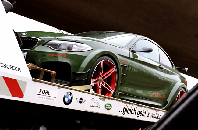 BMW M235i AC Schnitzer ACL2 With Performance Tuning