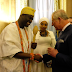 Ooni of Ife and wife meet British royalty, Prince Charles and wife Camilla