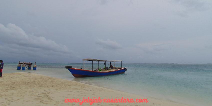 paket wisata open trip pulau pramuka 2 hari 1 malam kepulauan seribu utara