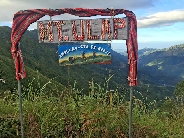 Mt. Ulap x Itinerary by Rizza Salas