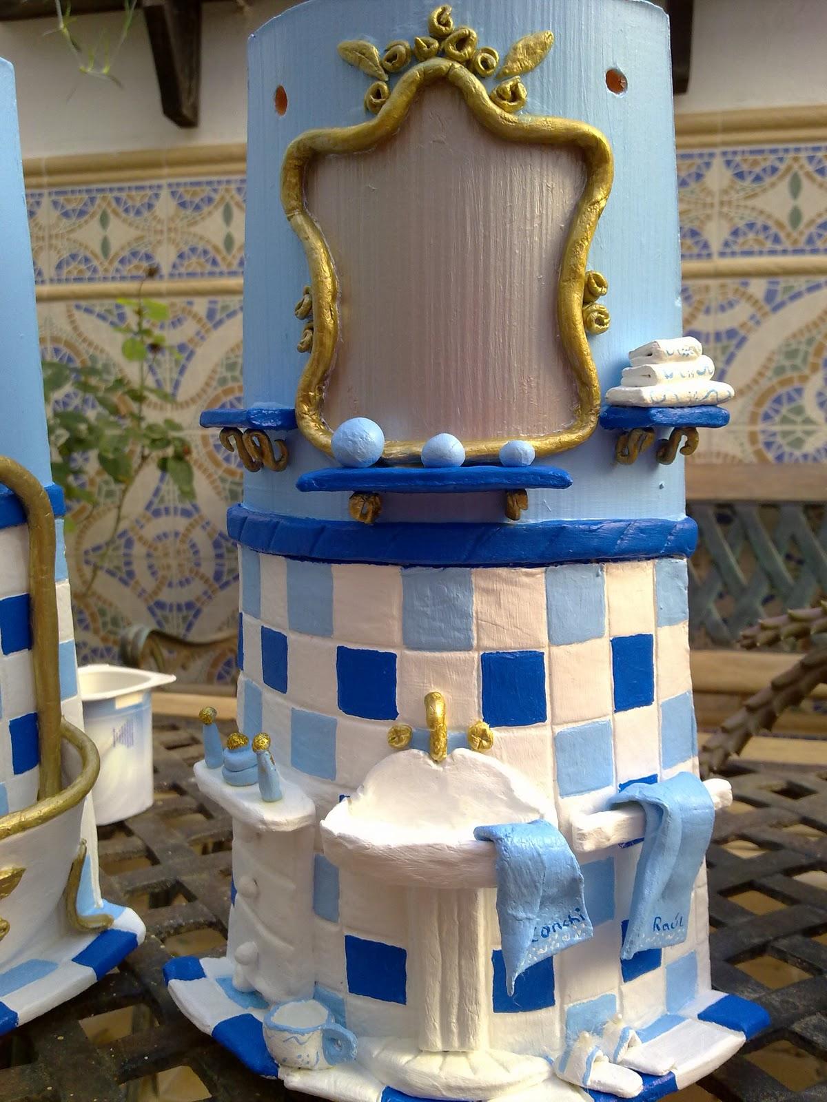 Tejas Artesanales: cuartos de baño y cocina