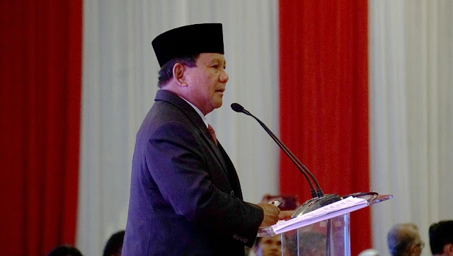 Prabowo: Dulu Saya Diejek APBN Bocor Rp 1.000 T, KPK Hitung Rp 2.000 T
