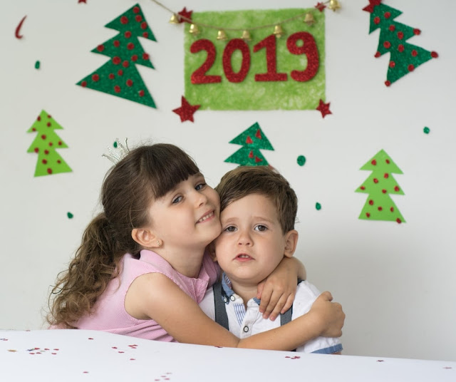 Happy New Year 2019 Greetings For Brother And Sister 2020