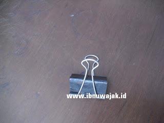 clip binder ukuran 2 x4 cm
