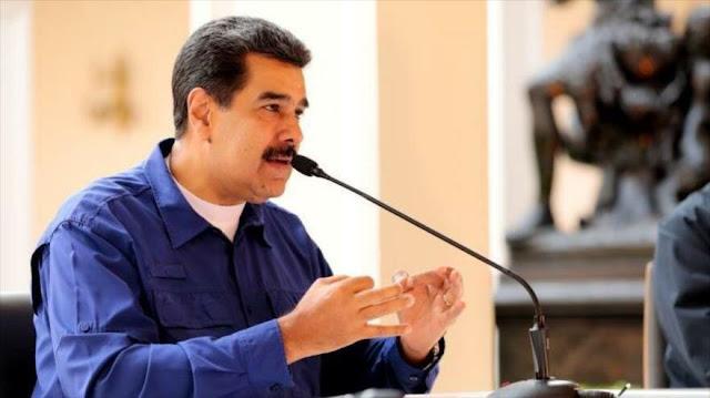 Maduro denuncia: Assange es perseguido político de EEUU