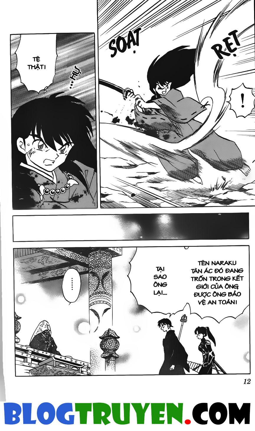 Inuyasha vol 28.1 trang 10