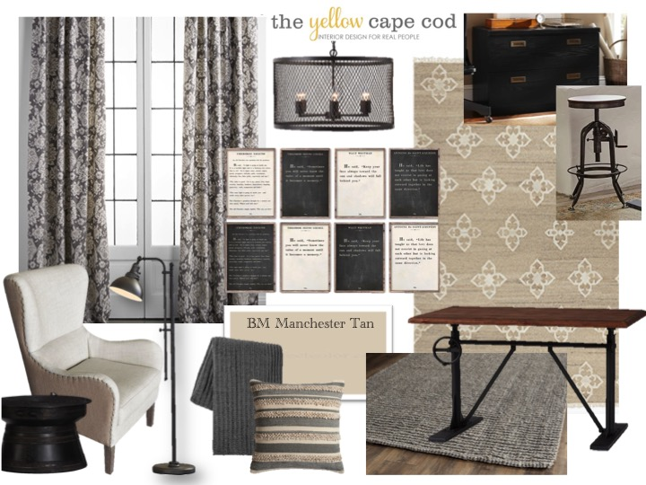 The Yellow Cape Cod: From Formal Dining Room to Casual ...