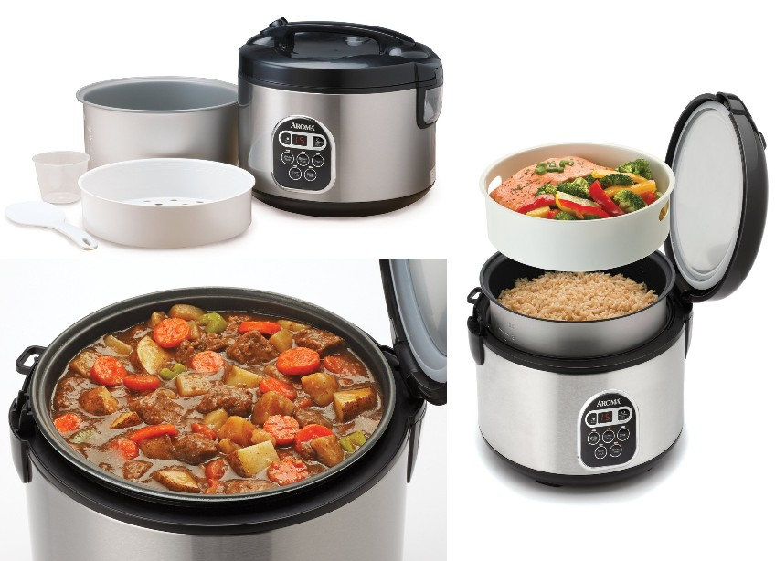 Rice Cooker Food Steamer Recipes