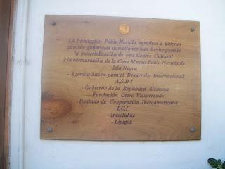 Excursion Pablo Neruda