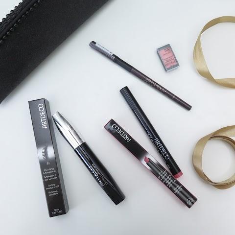 Artdeco pavasario naujienos: lūpų dažai Full precision lipstic, akių pieštukas Mineral eye styler ir šešėlis 532*