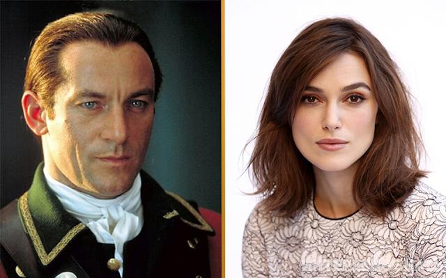 Если у вас есть эти черты лица, значит у вас аристократическая внешность