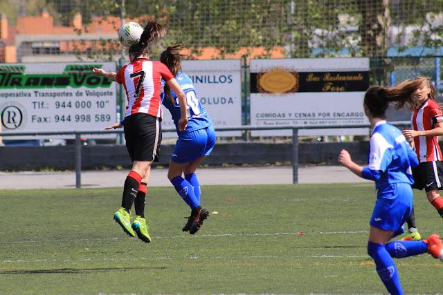 Fútbol | Lutxana acoge la final de la Copa Vasca femenina que disputan Pauldarrak y Athletic B