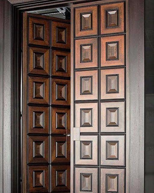 Koleksi Model Pintu 2 Pintu Terbaru