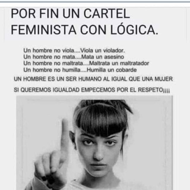 EL MEJOR CARTEL FEMINISTA