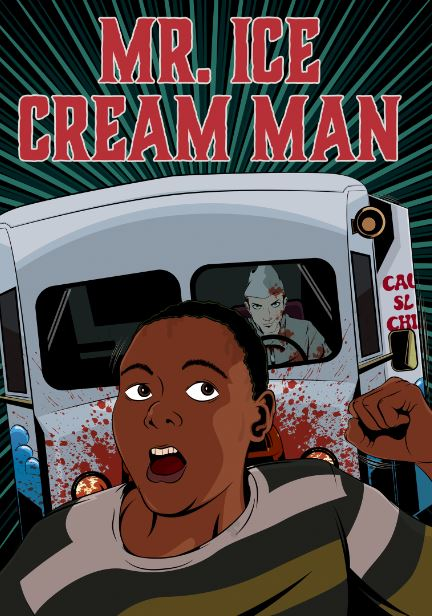 Mr. Ice Cream Man DVD Available Now!!!