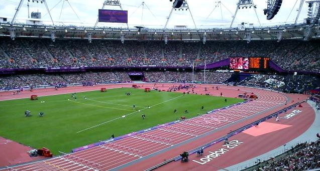 Olympics Stadium 2012
