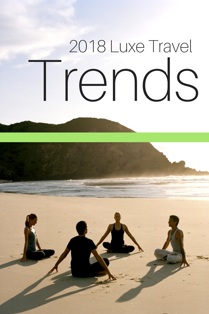 HinesSight Insight Travel Trends: What will be Hot in Luxe Family Travel in 2018?