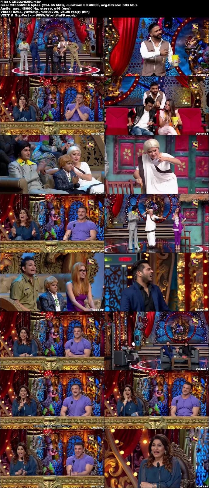 Comedy Circus 2018 Episode 22 720p WEBRip 250mb x264 world4ufree.fun tv show Comedy Circus 2018 hindi tv show Comedy Circus 2018 Season 1 sony tv show compressed small size free download or watch online at world4ufree.fun