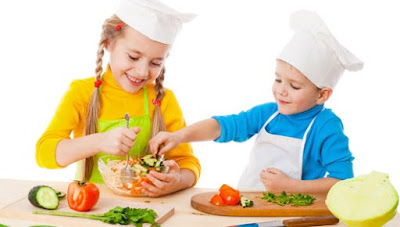 cara memilih makanan berkhasiat untuk anak-anak kecil