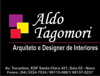 MARABÁ/PA -- ALDO TAGOMORO - ARQUITETO E DESIGNES DE INTERIORES