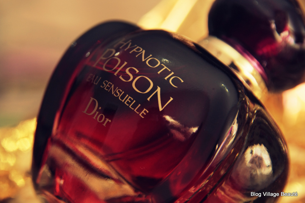 FRASCO LINDO DO PERFUME HYPNOTIC EAU SENSUELLE