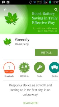 optimasi hp Android ram 2GB