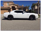 Dodge Challenger WINDOW TINT