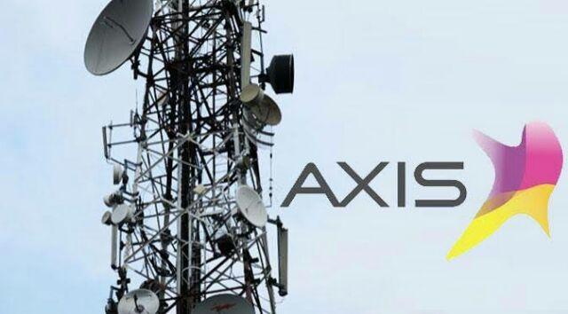 Cara menstabilkan/Memperkuat Sinyal Axis Terbaru