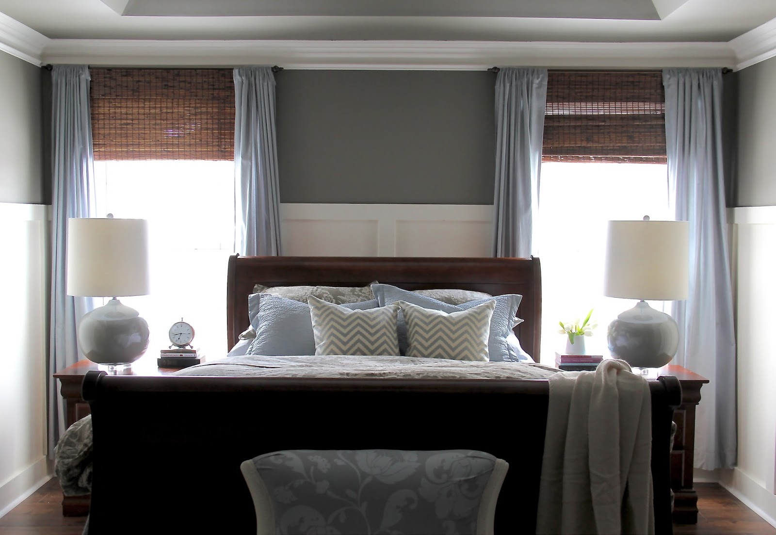 The Yellow Cape Cod Giveaway and Reveal My Master Bedroom Makeover with SherwinWilliams