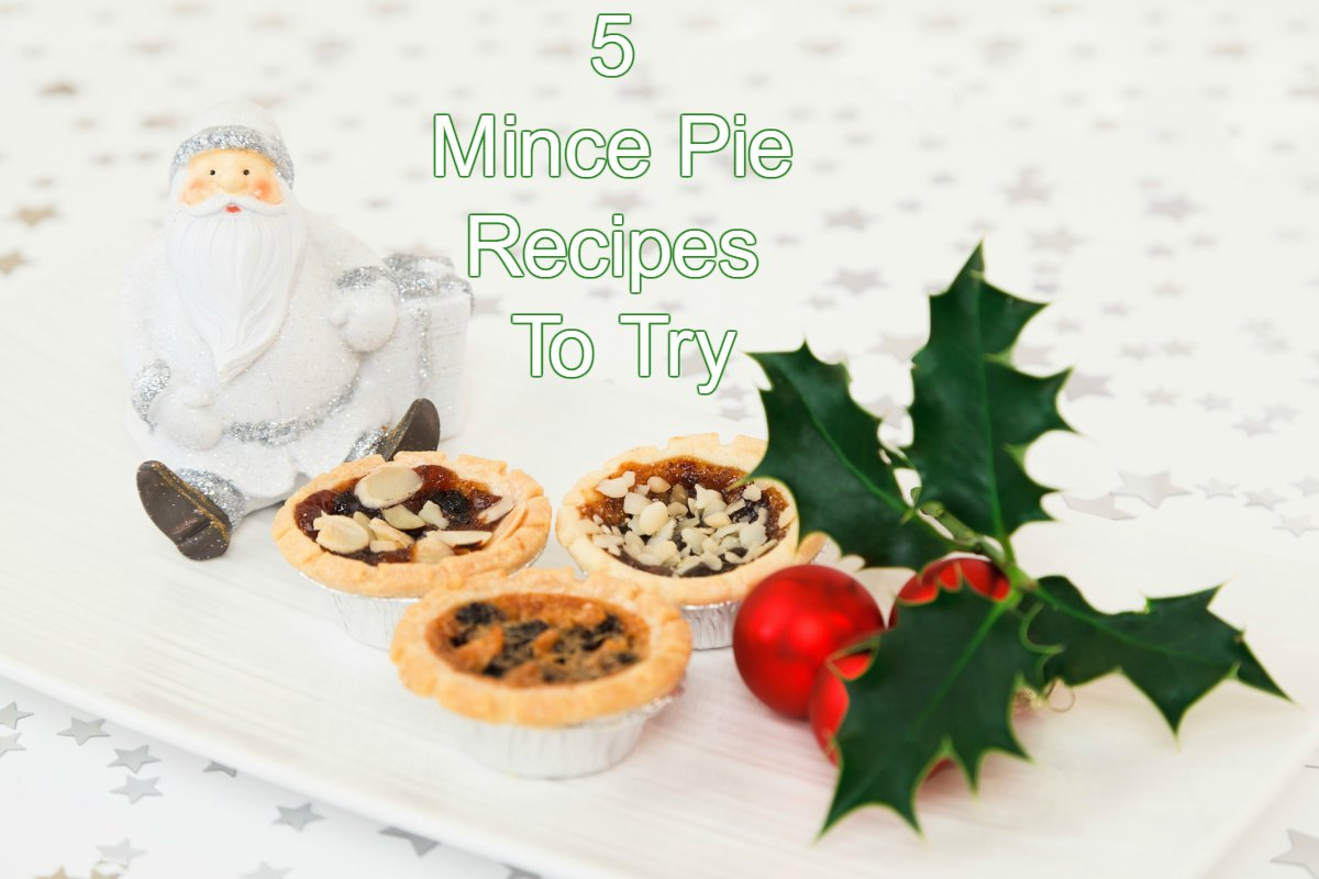 5 Mince Pie Recipes To Try Out This Holiday Season