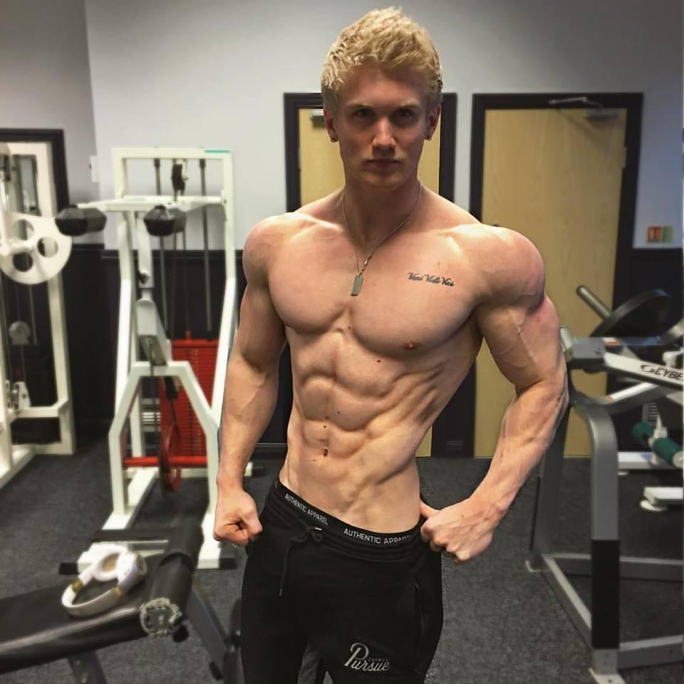 how to get v lines bodybuilding