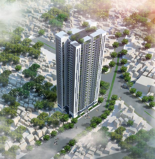 Sắp ra mắt dự án Trung Yên Smile Building