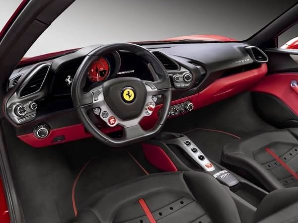 Ferrari 488 GTB Argentina
