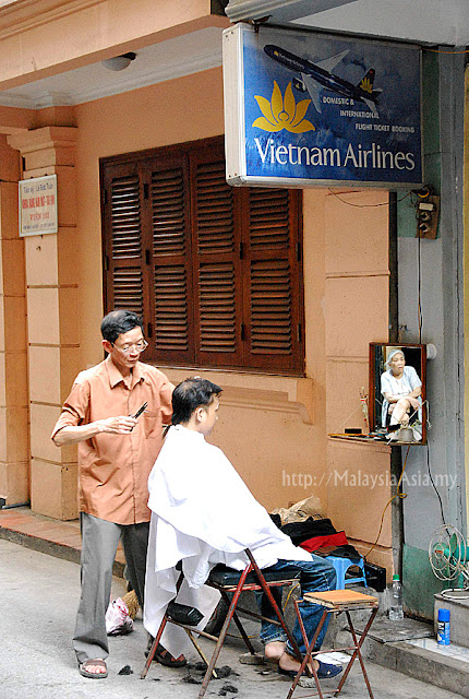 Photography in Hanoi