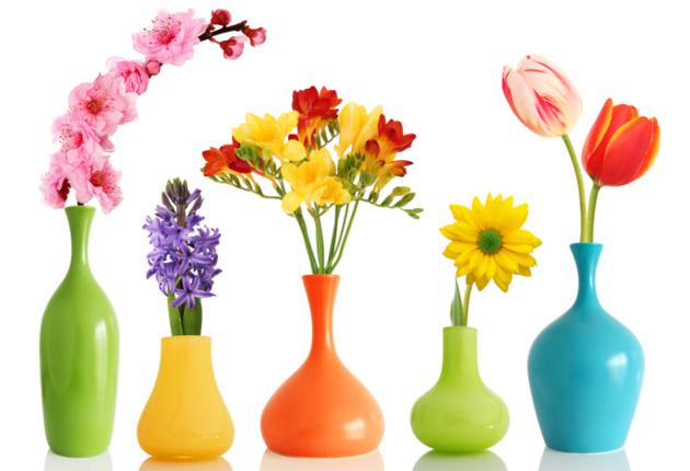 Modern Vases 4