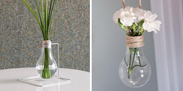 Vasi creativi per fiori e piante idee fai da te e for Vasi decorativi da interno