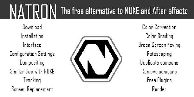 NATRON: The FREE robust alternative to NUKE & AFTER EFFECTS