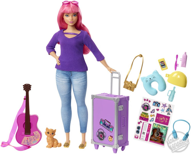 Toy Fair 2019 Mattel Barbie Doll & Accessories Daisy 09