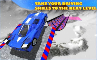 Games Extreme Stunts GT Racing Car App