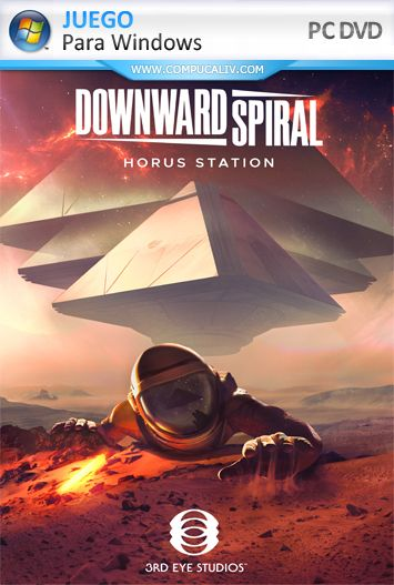Downward Spiral: Horus Station PC Full Español