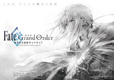 Fate/Grand Order Shinsei Entaku Ryōiki Camelot